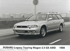 PRESS - FOTO/PHOTO/PICTURE - SUBARU LEGACY Touring Wagon 2.5 GX AWD 1998