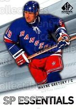 2011-12 Sp Authentic #171 Wayne Gretzky