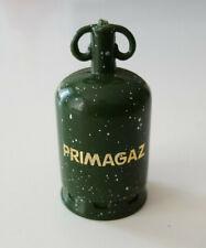 Cousette publicitaire Primagaz complète bouteille verte dé aiguilles fil
