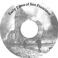 40 Antique Films 1906 San Francisco Earthquake Fire DVD