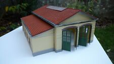 REMISE 2 voies + ANNEXE HO/HORNBY