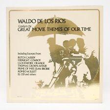 Waldo De Los Rios Conducts LP Vinyl Album Record 1972 Capitol SBA 16010