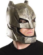 Adult Batman V Superman Full Over Head Vinyl Armored Mask Adult