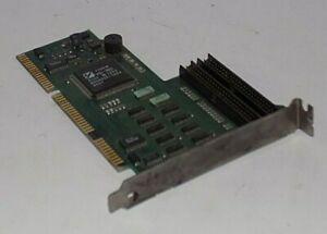 VADEM VG-365 VG365 DUAL SCSI CONTROLLER CARD 16-BIT ISA INTEL 80386SL PCMCIA