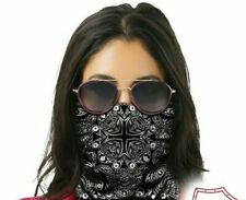 Neck Gaiter Face Shield Military Cycling Hunting Air Soft Fishing Outdoor Scarf