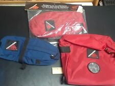 Lot Of 3 Cannondale Bike Bags 3 Sizes