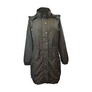 Tattopani Ladies Women's Long Waterproof Parka Jacket