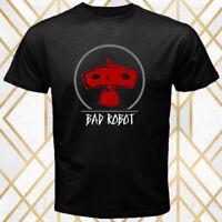 Bad Robot Production Movie Logo Men's Black T-Shirt Size S - 3XL