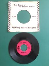 VINTAGE THE HONEYCOMBS - HAVE I THE RIGHT ? - 1964 VINYL-  ORIGINAL PYE SLEEVE