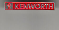 KENWORTH TRUCK LAPEL PIN - BADGE FOR CAPS JACKETS ETC