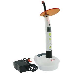 Original Woodpecker Dental Curing Light Wireless LED Cure Lamp 1200mW/cm2 LED C