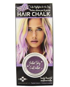 SPLAT Hair Chalk, Violet Sky Simply Beautiful Pastel Hair Color New In Box