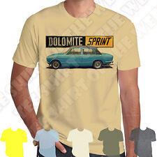 Blue Triumph Dolomite Sprint mens T-shirt 100% Cotton 7 colours to choose