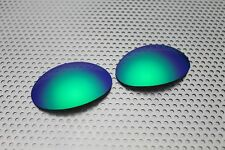 LINEGEAR Custom Replacement Lens for Oakley Romeo 1 - Green Jade [R1-GJ]