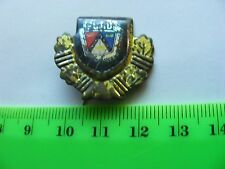 FORD motor car USA. ..Very Old Lapel Badge,prob.1950s. Tinlitho.