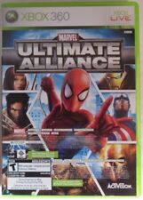 XBOX 360 ULTIMATE ALLIANCE AND FORZA 2 GAME -  PRE-OWNED              (INV13125)