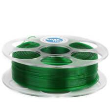 Petg - Filamento 1.75mm 1kg Verde Transparente Azurefilm Mascota Impresora 3D