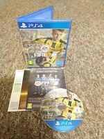 FIFA 17 - Sony Playstation PS4 Game - Private Seller - FAST & FREE P&P!