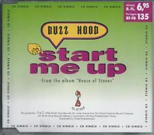 BUZZ HOOD - Start me up / Paint it black CD SINGLE 2TR 1994 (ROLLING STONES)