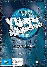 Yu Yu Hakusho - Ghost Files- Chapter Black Saga :Collection 4 (7xDVD's) Region 4