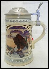 Eagle Ceramic Stein Made In West Germany