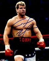 Tommy Morrison Autographed Signed 8x10 Photo REPRINT