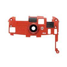 Carcasa Intermedia Superior Lente HTC One S Rojo Original
