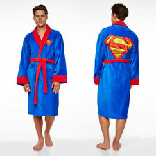 Pijamas y batas de hombre azul de poliéster