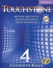 Touchstone Level 4 Student's Book by McCarthy (Paperback, 2006)