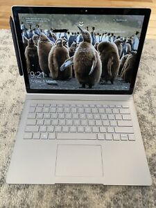 "Microsoft Surface Book 2 13.5"" - i7 + 1050 dGPU - 256 GB/8 GB RAM + Surface Pen"