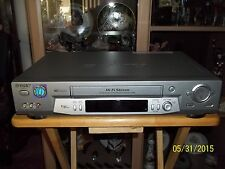 Sony (SLV-N81) VHS 19 Micron-4 Head Hi-Fi Stereo VCR