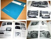 Mercedes Benz O301 + O402 Omnibus Werkstatthandbuch 1985