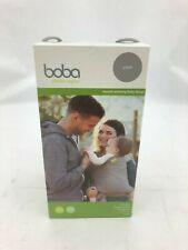 Boba Baby Wrap: One Size Grey ST42