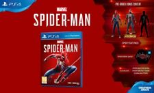 MARVEL'S SPIDER-MAN: BONUS PREORDER PRE-ORDINE CODICE PLAYSTATION 4 NO GIOCO