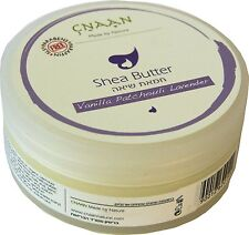 Shea Body Butter Vanilla Patchouli Lavender Enriched with Organic Shea Butter