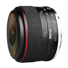 Meike F2.0 Manual Fisheye Lens for Sony E Mount NEX 5 6 A6000 A6300 A5000 A6500