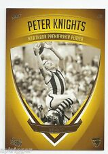 2011 Select Hawthorn Heritage Premiership Player (063) Peter KNIGHTS