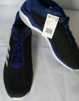 Adidas Originals CG5138 Men's Speed Trainer 4 Shoes Black Blue Shoes 17M
