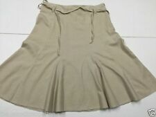 New Look Patternless Casual Flippy, Full Skirts for Women