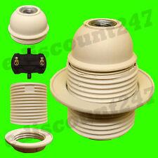 Certificado CE es E27 Rosca Edison (blanco) Bombilla Lámpara Led titular vendedor Reino Unido.