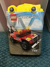 New Sealed Lego Racers 8195 Turbo Tow