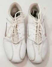 Nike Cheerleading Shoes 318674-111 Women's Size 9.5 White