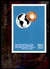 Panini World Cup 2002 Card - 1962: Chile No. 10