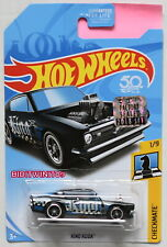 HOT WHEELS 2018 SUPER TREASURE HUNT CHECKMATE KING CUDA FACTORY SEALED W+