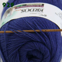 Sale 1 Skein x50gr LACE Soft Crochet Acrylic Wool Cashmere hand knitting Yarn 29