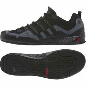 Adidas Herren Terrex Swift Solo Schuh Wanderschuhe Outdoorschuhe schwarz