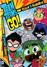 Teen Titans Go!: Mission to Misbehave Season 1 Part 1, New DVDs