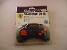NEW Sega Genesis (& Megadrive) Quickshot Starfighter 3B Controller Remote Paddle
