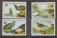Cook Islands - Penrhyn 1985 Birds (Set of 4) MNH (B5D)