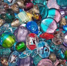 Glänzende Handgefertigtes Künstlerperlen, Glas-Perlen